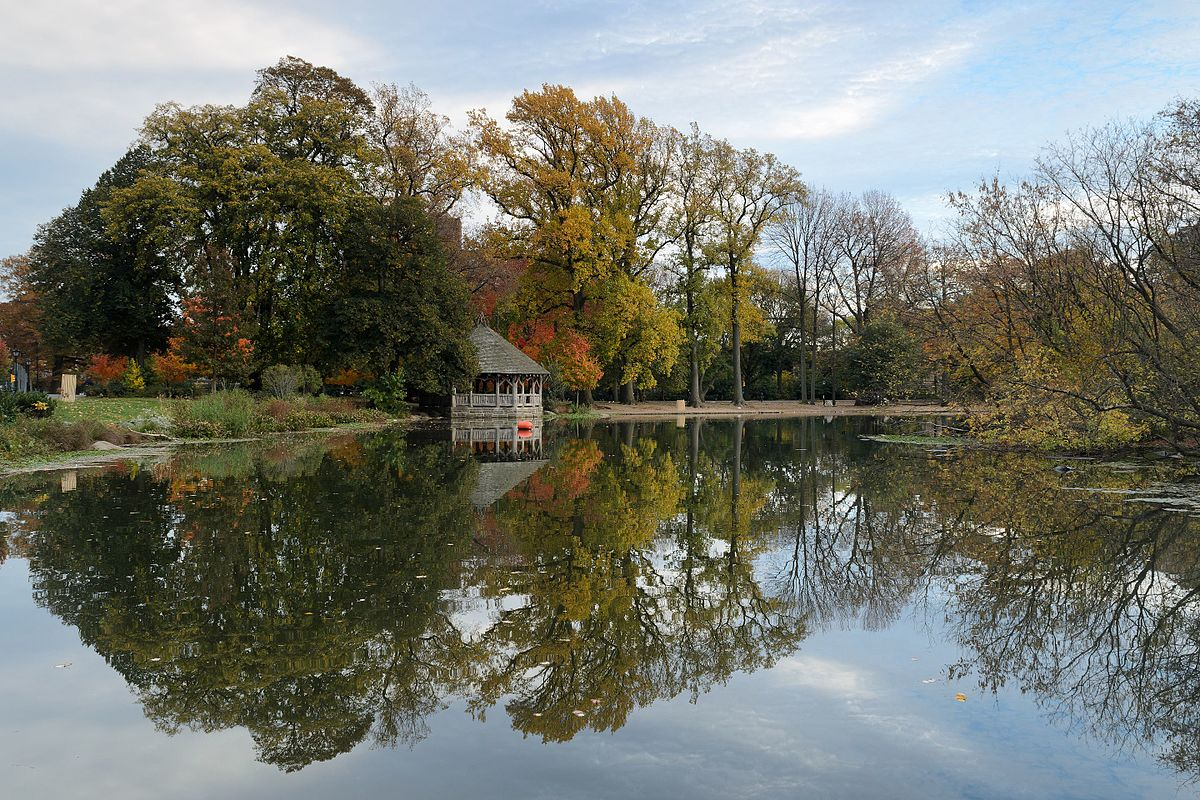 Prospect Park in Brooklyn, New York