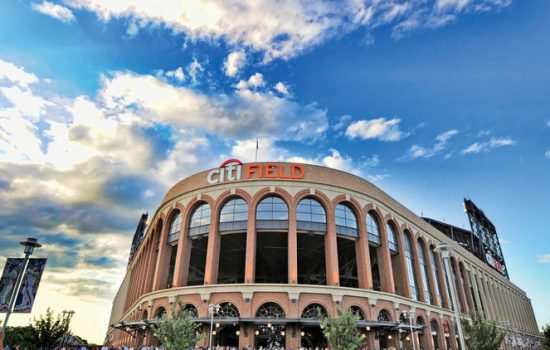The Citi Field stadium, house of the Mets.