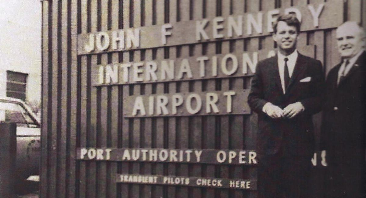 JFK renaming JFK airport.