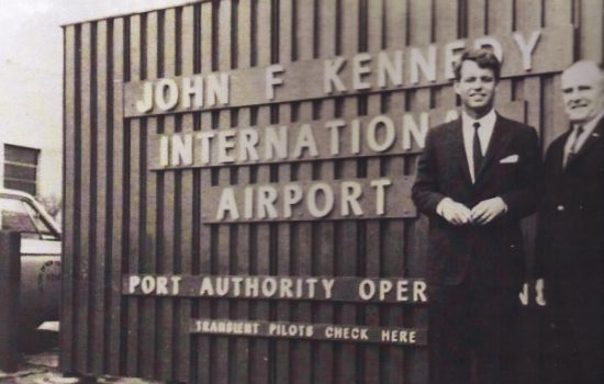 JFK renaming JFK airport.
