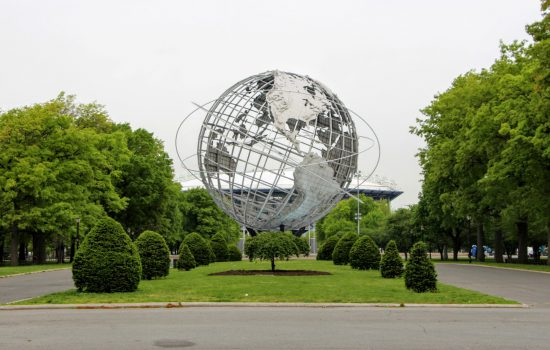 Flushing Meadows.