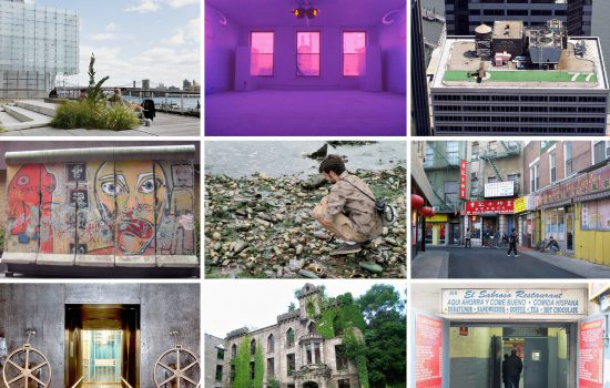 Hidden attractions in NYC.