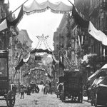 An old pic from Little Italy.