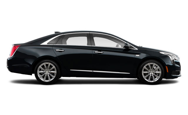 Caddillac XTS Luxury Sedan