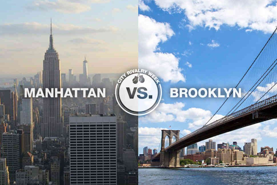 Brooklyn or Manhattan?