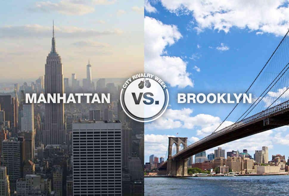 Brooklyn or Manhattan?