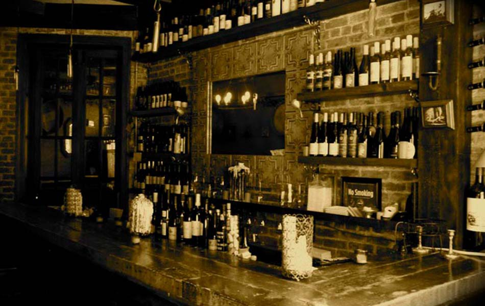 One of the best wine bars in Manhattan.
