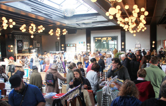 The best Brooklyn holiday markets.