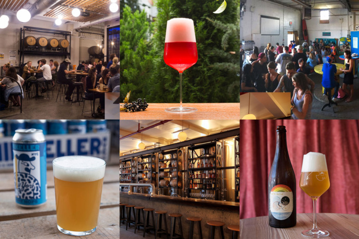 Find out the best breweries.