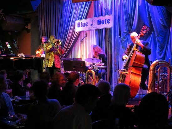 The Blue Note.
